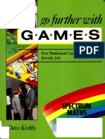 Go Further With Games for National Curriculum Levels