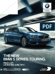 The New Bmw 5 Series Touring Price List March 2017 v1