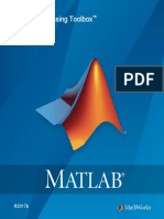 Matlab Toolbox Guide
