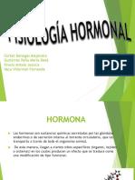 Fisiologia Hormonal-tipos de Hormonas