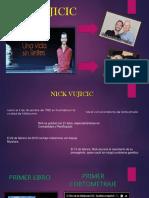 Nick Vujicic Ppt