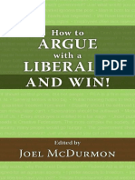 How to Argue With a Liberal