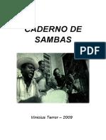 Various-Samba Book-SheetsDaily.pdf