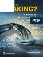Trouble in the making - The future of manufacturing-led development