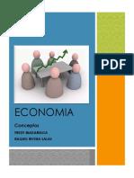Trabajo Economia - Fredy Madariaga - Raquel Rivera