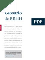 GLOSARIO de RRHH