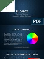 El Color José de Jesús Rodriguez Dominguez