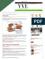 Vitamina B1 - YVE.pdf