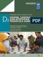 D3. Higiene, Sanitasi Dan Kesehatan Pengelola Sampah
