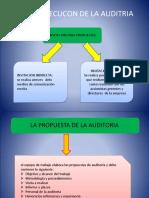 Inicio y Ejecucon de La Auditria