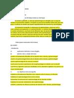 Objetivos, Aspectos Generales y Comparación