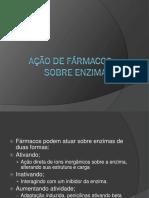 farmacos e enzimas