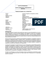Programa Parasitos Emergentes Reemergentes Exoticos 2-2016