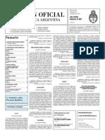 Boletin Oficial 18-08-10 - Segunda Seccion