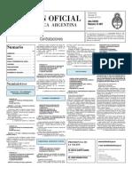 Boletin Oficial 18-08-10 - Tercera Seccion