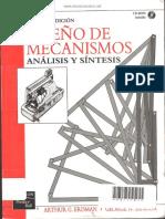 Diseño de Mecanismos. Análisis y Síntesis - Arthur G. Erdman, George N. Sandor - 3ra Edición