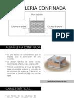 ALBAÑILERIA CONFINADA 1
