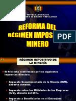Presentación Regalia Minera