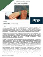 Mises Brasil - A Divisão Do Trabalho e a Prosperidade