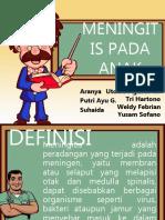 Meningitis Pada Anak