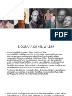 Ken Wilber Biografía