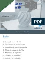 Fundamentos de La Impresión 3D