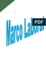 Marco Laboral