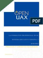 Modulo 2 UD 3 La FP en el sist_educativo_español
