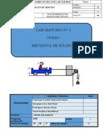 Informe de Mecanic