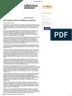 ZUNIGA ELIZALDE, Mercedes. Reestructuración Productiva y Transformaciones en El Trabajo en Donde y Como Se Insertan Las Mujeres