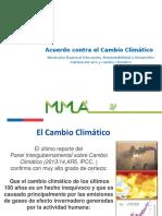 Acuerdo Contra El Cambio Climático 2017, Chile