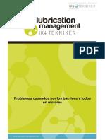 problemas de barnices en lubricacion