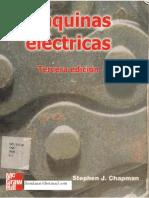 Maquinas Electricas Stephen Chapman 3Ed PDF
