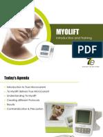 Body contouring machine