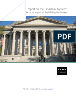 US Treasury Report on the Financial System_10.9