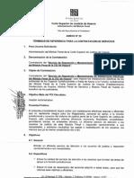 Tdr Mantenimiento y Reparacion De_ Instalaciones Electricas Del Modulo Penal