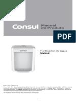 CPC31AF Manual de Instruções
