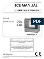 2011_11_04 Manual de Servicio Horno Rosticero Marca Frijado Modelo TG50-110-330-550 EUR