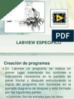 LABVIEW ESPECIFICO