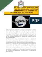 Informática Propiedad Intelectual-Doc.