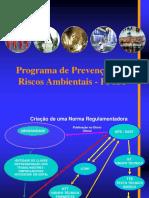 Apresentação PPRA NR 09