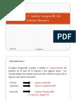 Chapitre 3 Analyse Temporelle Des SLI
