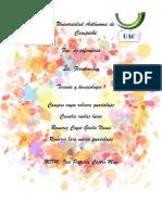 Manual de Ejercicios Terapia Y Kinesiología I