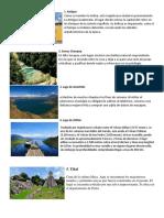 15 Lugares Turisticos de Guatemala