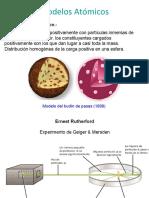 Modelos Atómicos cinv