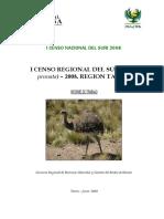 (3) I Censo Regional Del Suri