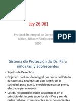 .Ley 26061