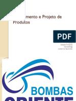 Planejamento e Projeto de Produtos