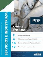 Boletin Pesca y Acuicultura Octubre