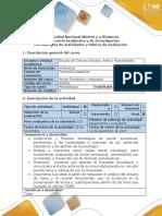 Guía de Actividades y Rúbrica de Evaluación - Paso 4 - Presentar Una Prueba Oral